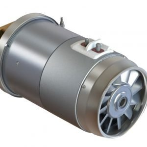 Skurka Aerospace Inc } DC Brushless Starter Generator