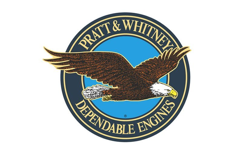 Pratt Whitney Dependable Engines logo